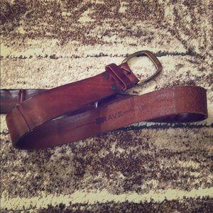 Brave Belt - Leather